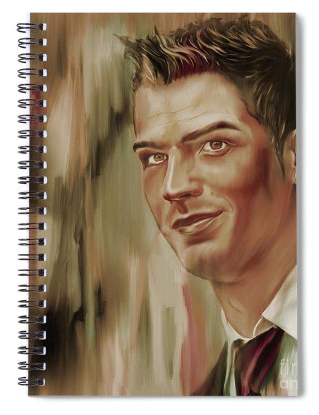 Cristiano Ronaldo 450i Spiral Notebook