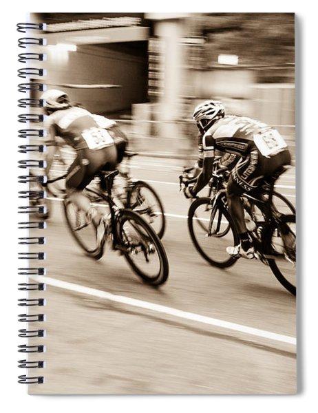 Criterium Spiral Notebook