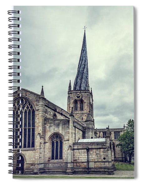 Crooked Spire Spiral Notebook