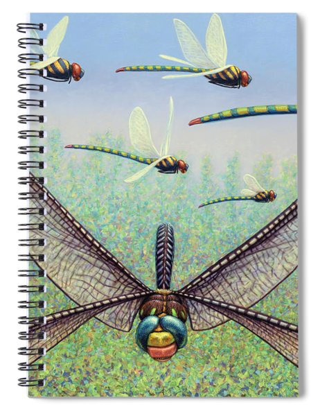 Crossways Spiral Notebook
