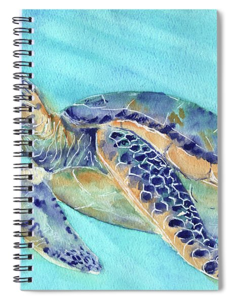 Crush Spiral Notebook
