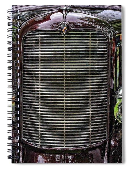 Crusin' With A 32 Desoto Spiral Notebook