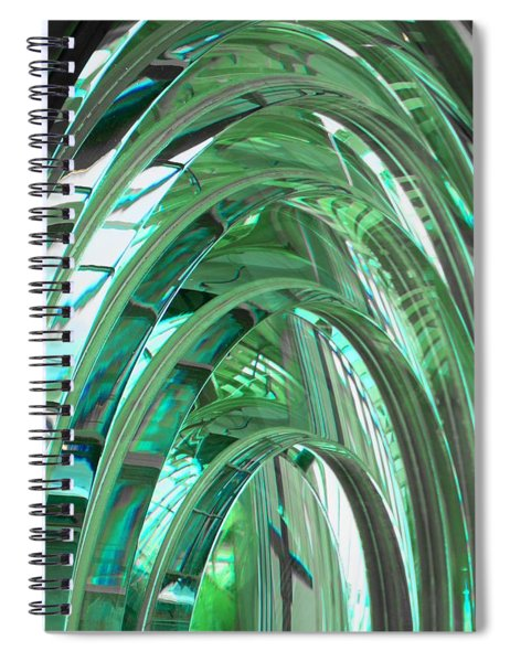 Crystal Cathedral Spiral Notebook