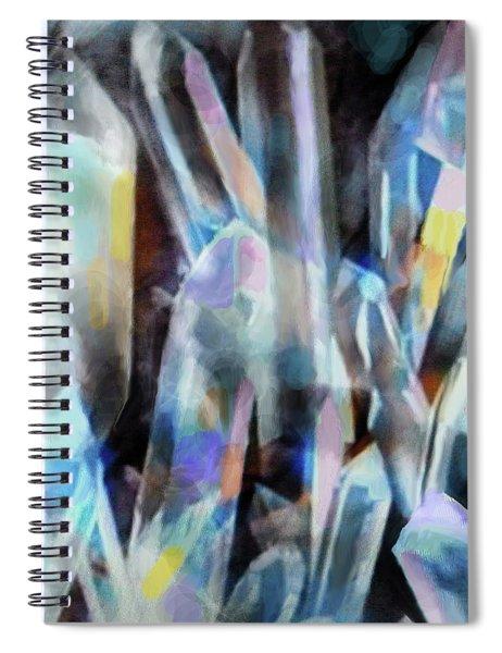 Crystal Guardians Spiral Notebook