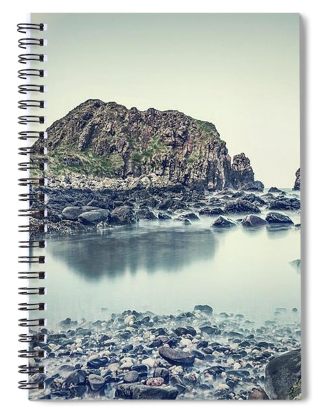 Crystal Shores Spiral Notebook