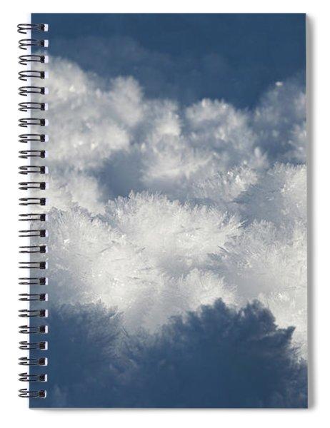 Crystals Spiral Notebook