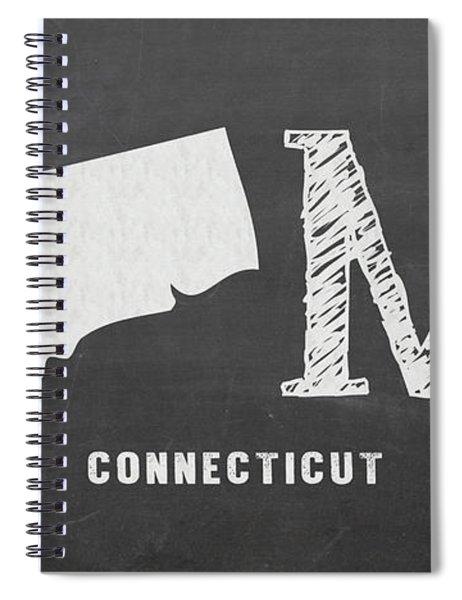 Ct Home Spiral Notebook