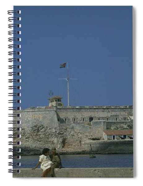 Cuba In The Time Of Castro Spiral Notebook