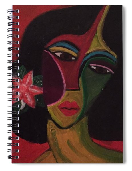 Cubanita Spiral Notebook