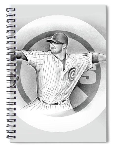 Cubs 2016 Spiral Notebook