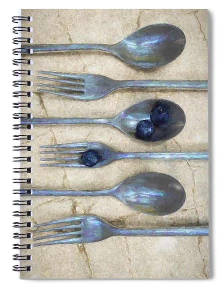 Culinary I Spiral Notebook