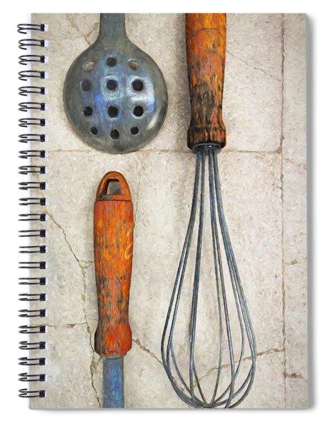 Culinary II Spiral Notebook