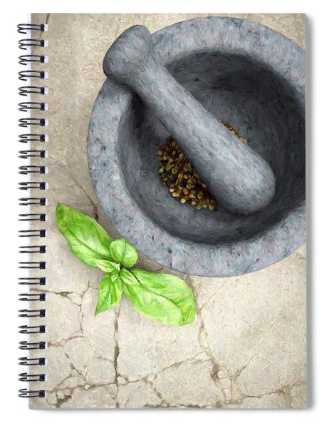 Culinary IIi Spiral Notebook