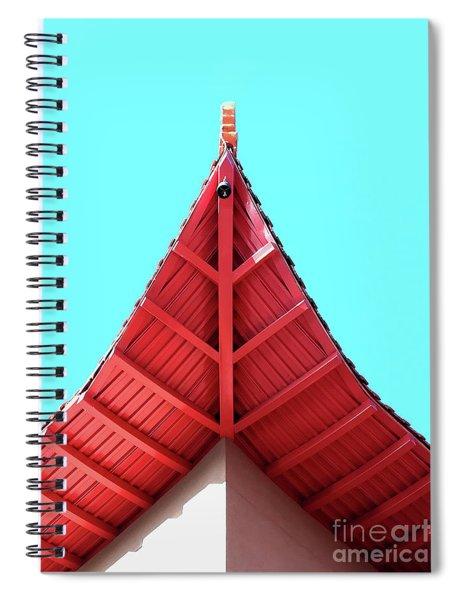 Cultural Corner Spiral Notebook