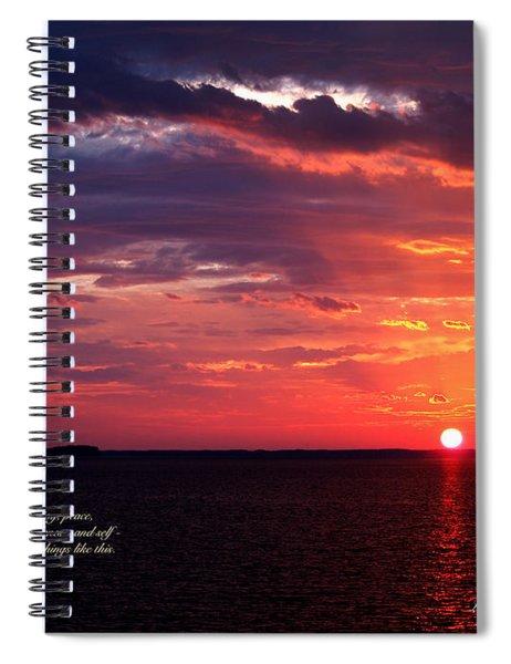 Cumc Solstice Spiral Notebook