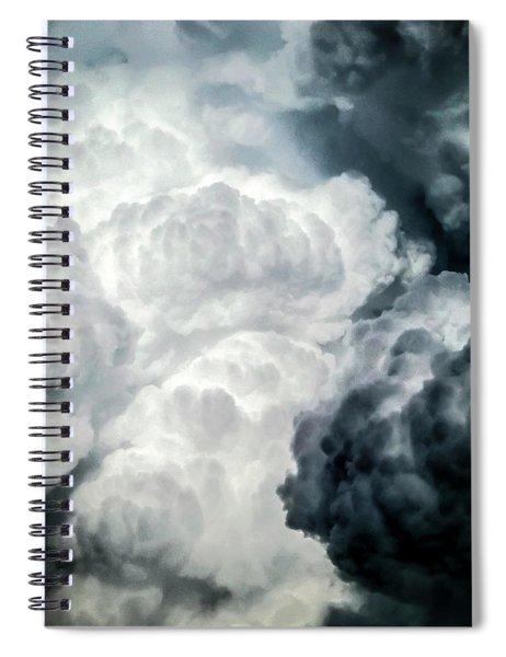 Cumulus Boiling 2011 Spiral Notebook