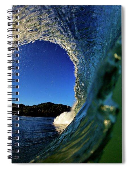 Curl Spiral Notebook