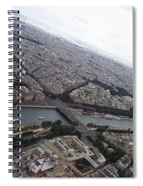 Curvature Spiral Notebook