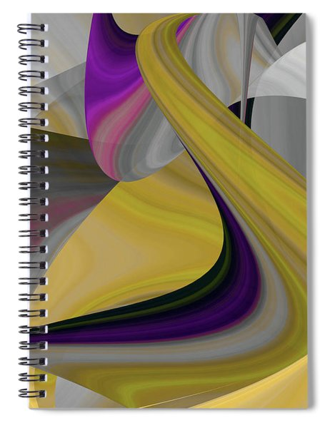 Curvelicious Spiral Notebook