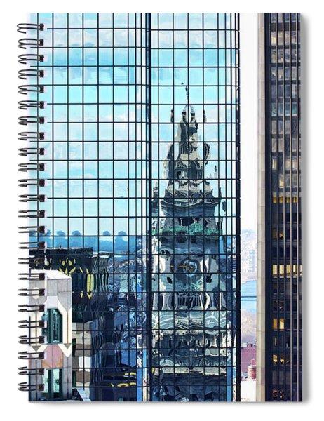 Custom House Reflection Spiral Notebook