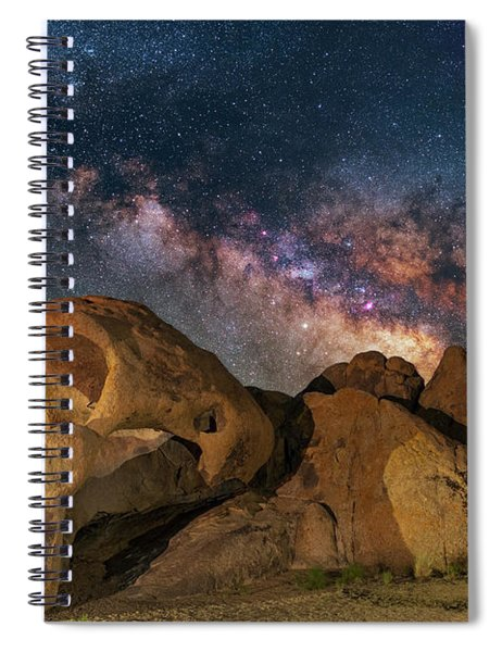 Cyclops Spiral Notebook