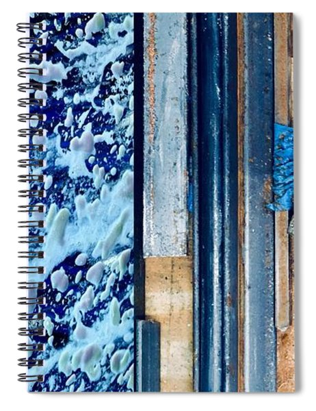Daap 7 Spiral Notebook