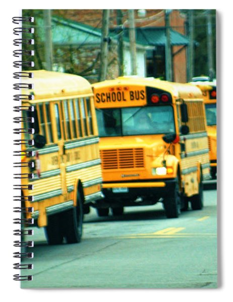 Daily Parade Spiral Notebook
