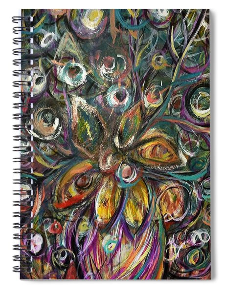 Daisy Eyes Spiral Notebook