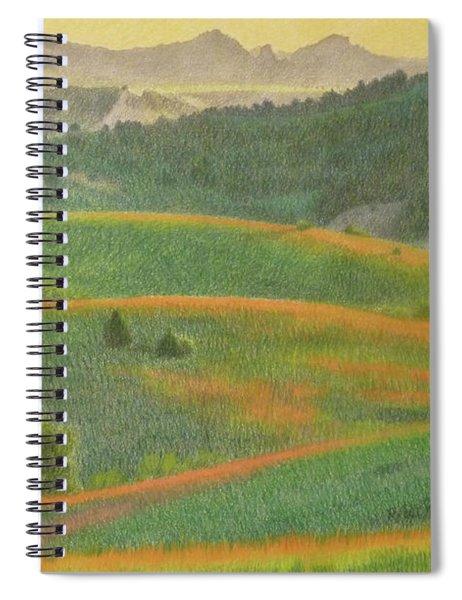 Dakota Grasslands Dream Spiral Notebook