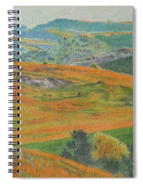 Dakota Prairie Dream Spiral Notebook