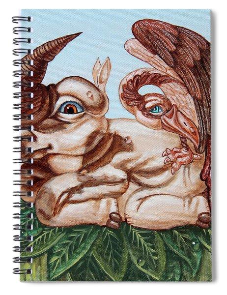 Dali. Op.2765 Spiral Notebook