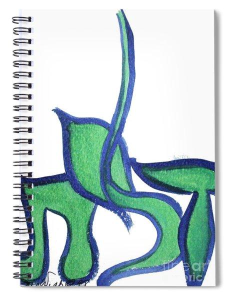 Dalit Nf1-176 Spiral Notebook