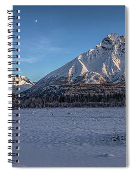Dan Creek Spiral Notebook