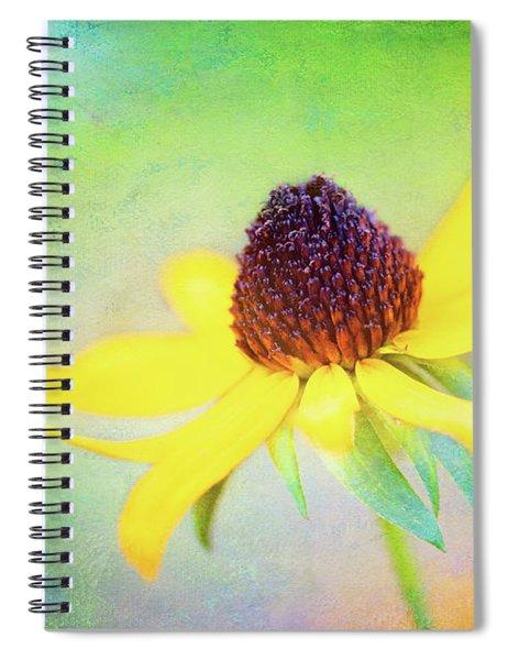 Dance Of Joy 2 Spiral Notebook