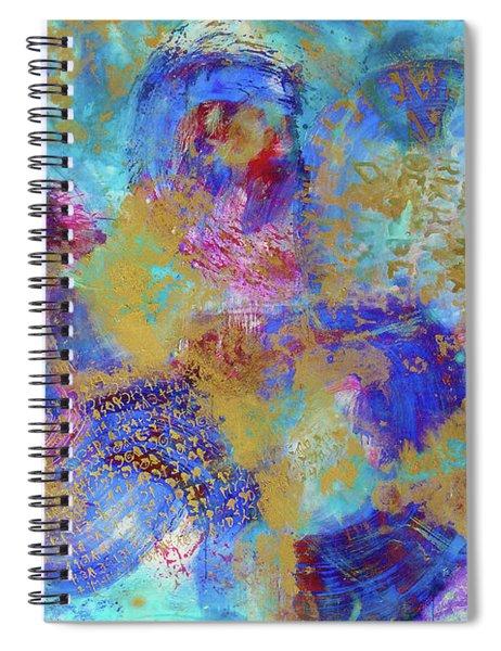 Light Sail Spiral Notebook