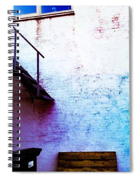 - Spiral Notebook