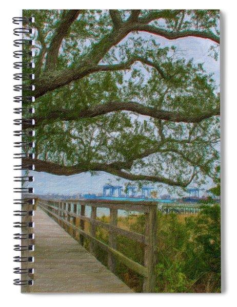 Daniel Island Time Spiral Notebook