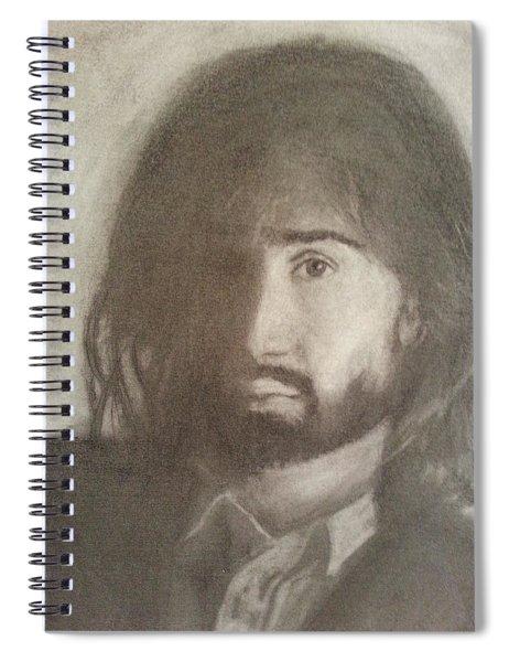 Danny Spiral Notebook