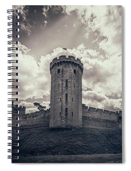 Dark Ages Spiral Notebook