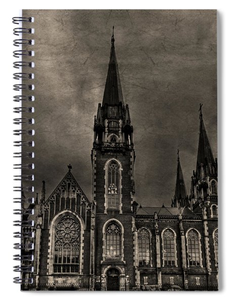 Dark Kingdom Spiral Notebook