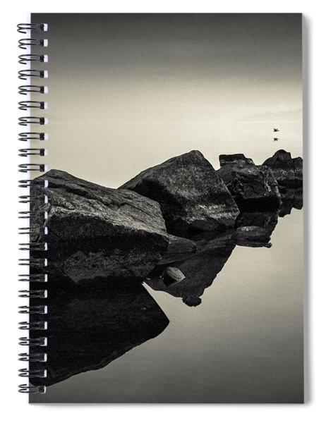 Dawn Flight Spiral Notebook
