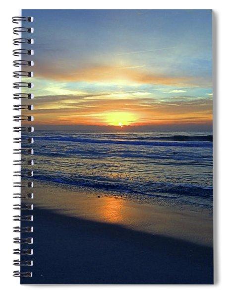 Dawning I I Spiral Notebook