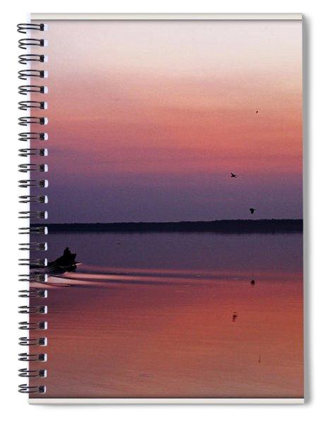 Dawn's Early Light Spiral Notebook