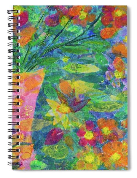 Day Dream Spiral Notebook
