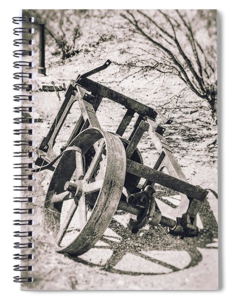 Days Of Old Spiral Notebook
