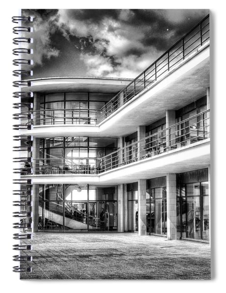 De La Warr Pavillion Spiral Notebook