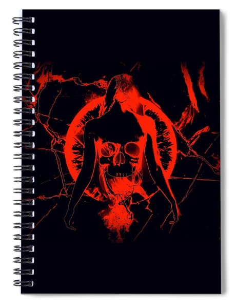 Dead Again Spiral Notebook