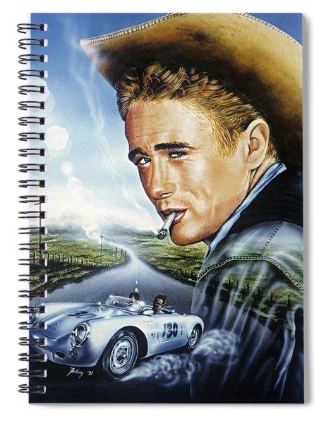 Dean Story Spiral Notebook