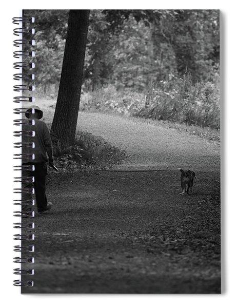 Dear Friends Spiral Notebook
