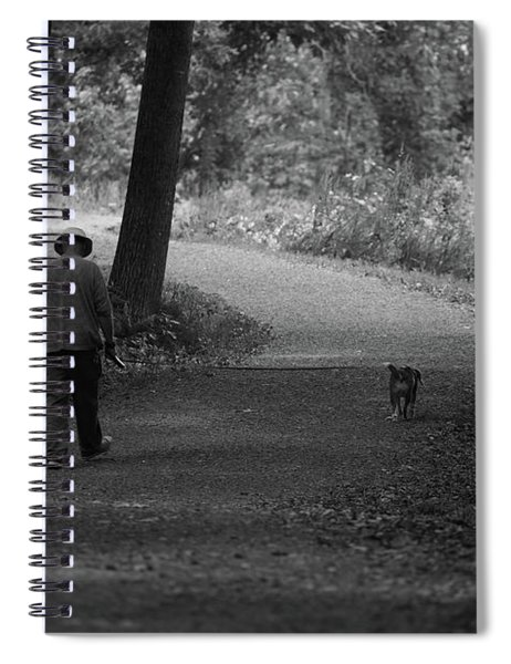 Dear Friends Spiral Notebook